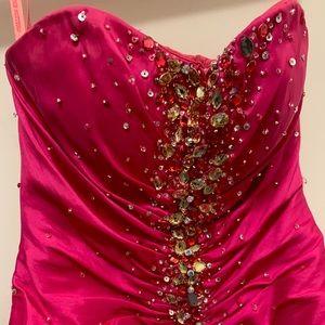 Pink Maggie soterro dress